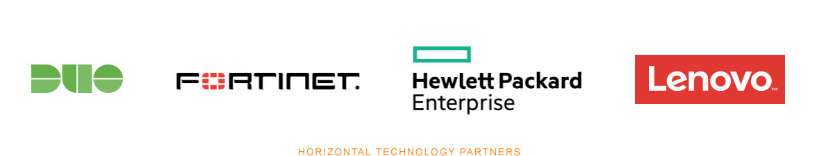Duo | Fortinet | Hewlett Packard Enterprise | Lenovo